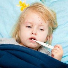 Дитину обсипало – п'ять типових захворювань