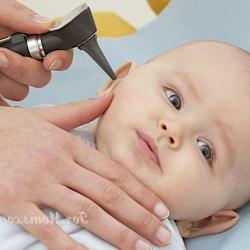 Отит в дитини – класифікація, симптоми та лікування