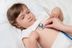 запалення легень в дитини