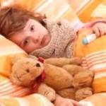 В дитини ангіна – симптоми, причини та лікування