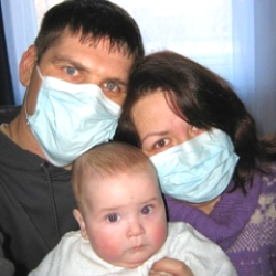 В дитини грип – лікування, профілактика та можливі ускладнення