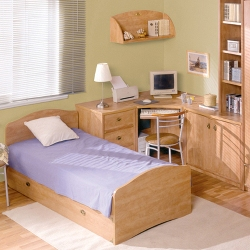 дитяче ліжко для школяра