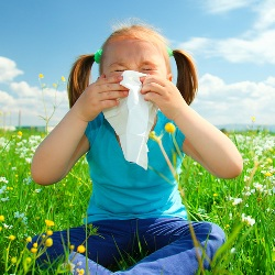 види алергії в дітей