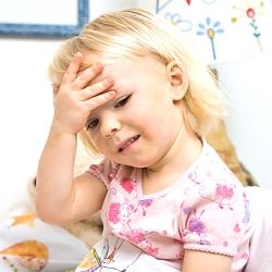 головний біль в дитини