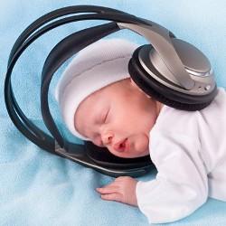 Музика для сну і розвитку дитини