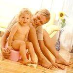 Як привчити дитину до горщика?