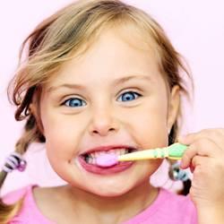 вибір зубної пасти для дітей