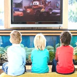 вплив мультфільмів на дитину