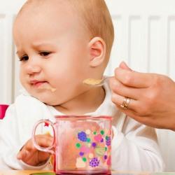 харчування дитини від року до трьох