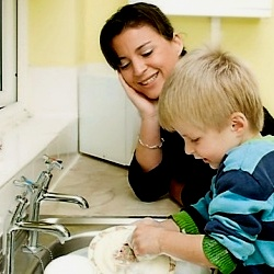 Виховання відповідальності у дітей
