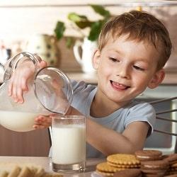 дитина не переносить молоко