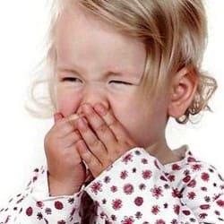 різкий запах з рота у дитини