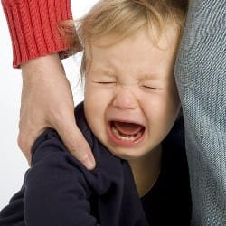 як завести дитину в садок без скандалу