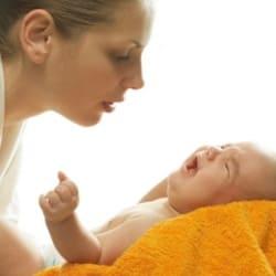 Режим дня новонародженого протягом першого місяця